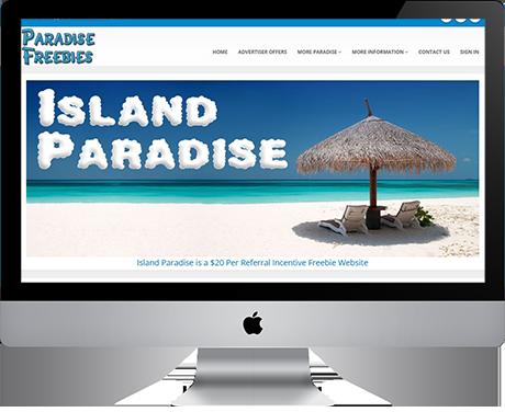 Island Paradise Freebies