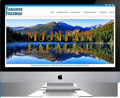 Mountain Paradise Freebies