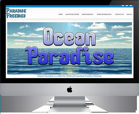 Ocean Paradise Freebies